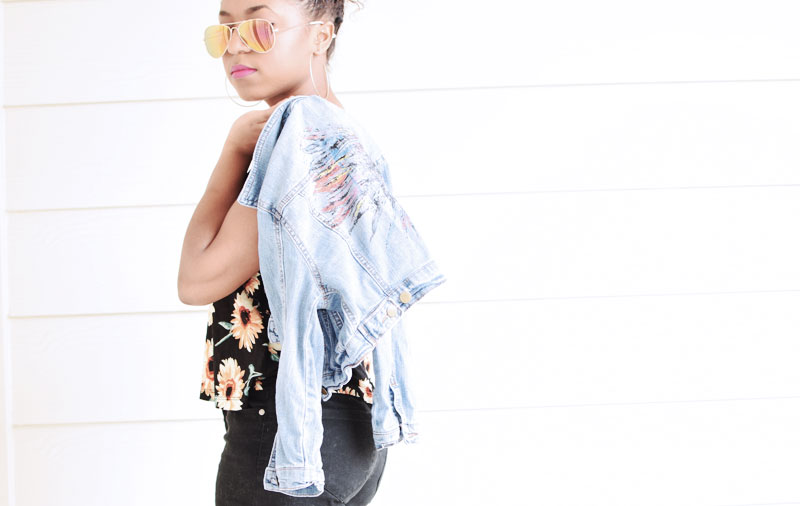 printed-denim-jacket