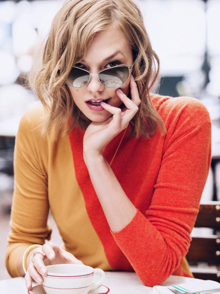 Karlie Vogue Still #2