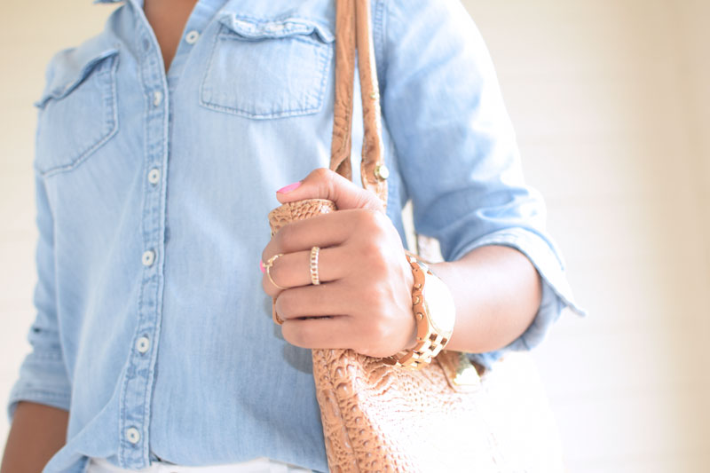 denim-chambray-top