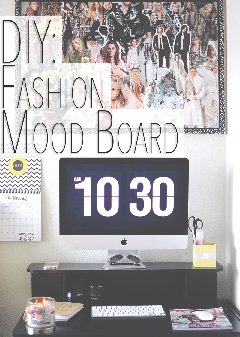 How to | Make a Mood Board – Makeup by Hawiza