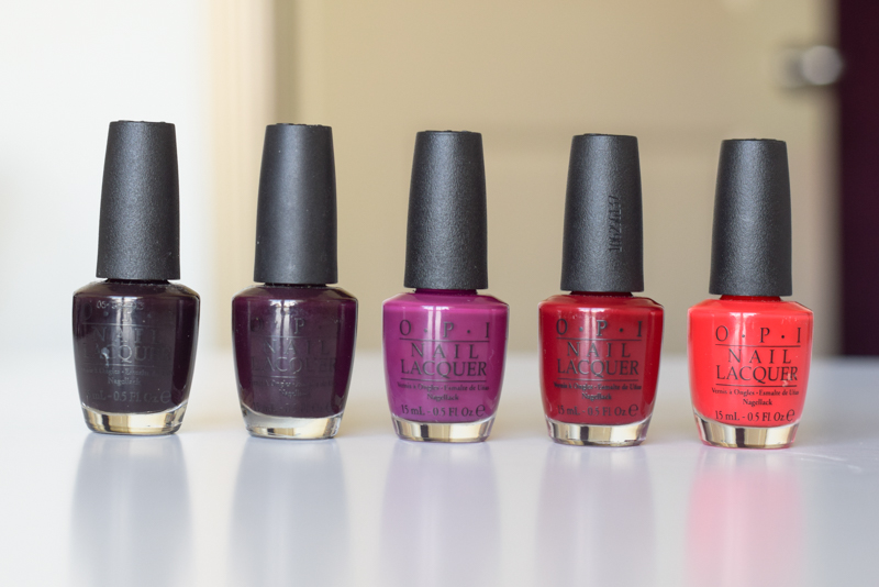 OPI Fall Polish