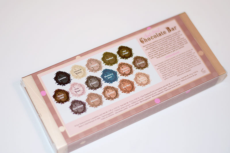 too-faced-semi-sweet-colors