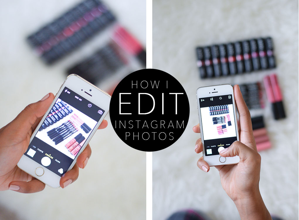 How-I-edit-instagram-photos