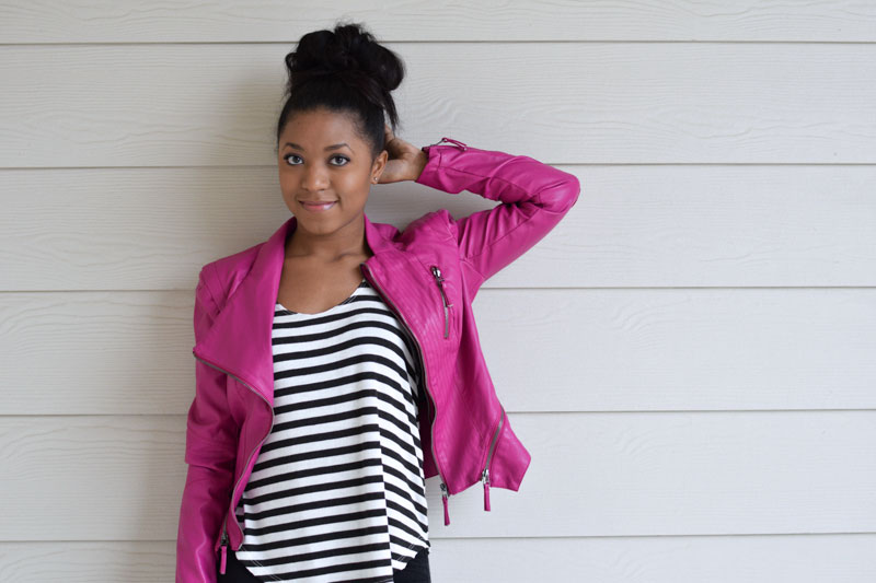 Pink-Leather-and-Stripes-6