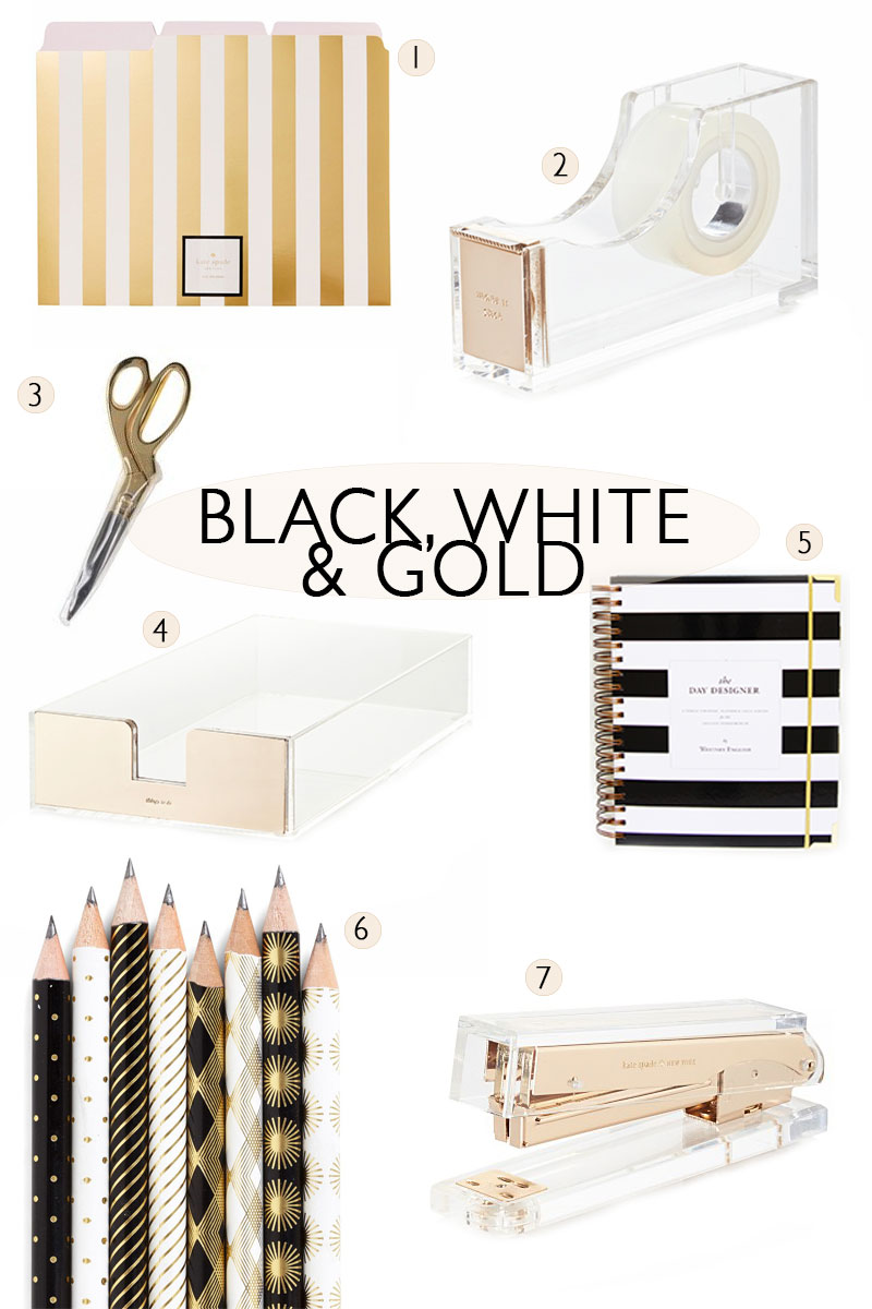 Cute Modern Office Supplies