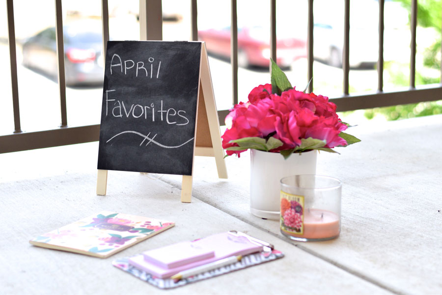 April-Monthly-Favorites