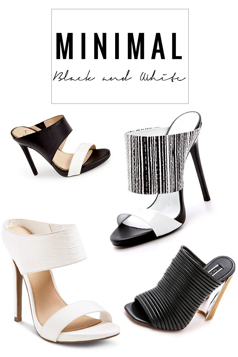 black-and-white-mules
