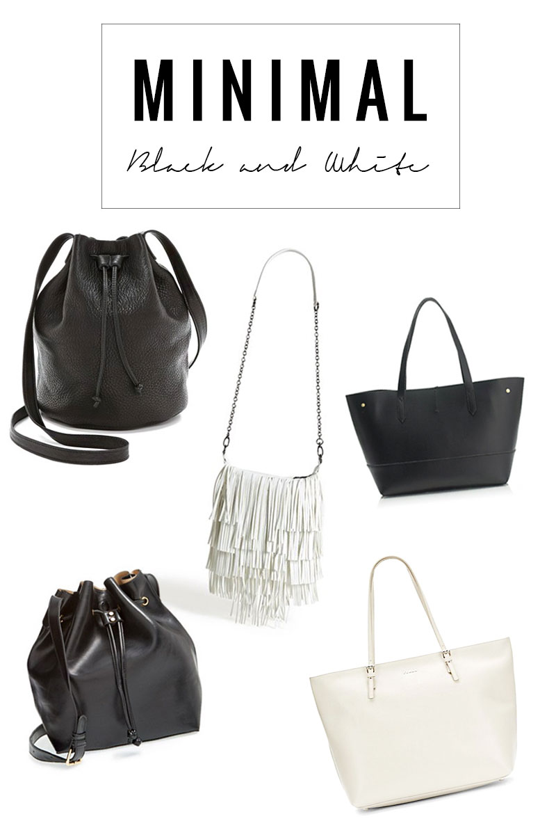 Minimal-Bags-Black-and-White