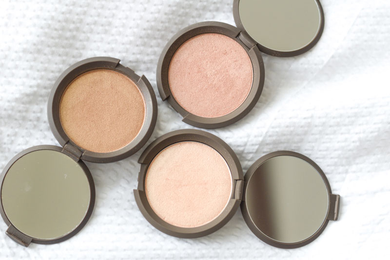 Becca Cosmetics Shimmering Skin Perfector Pressed Highlighters