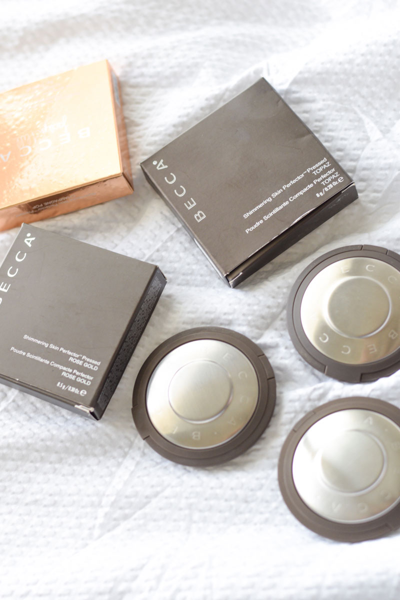 BECCA Cosmetics First Impression and Swatches