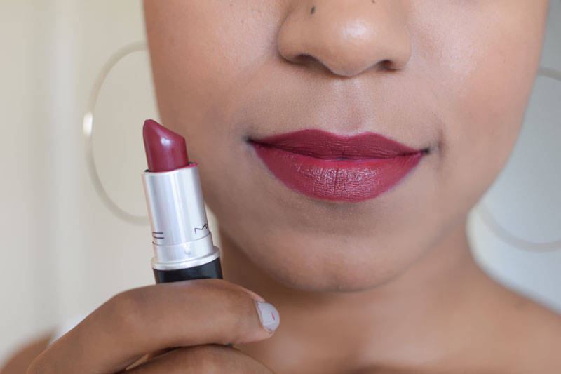 mac-diva-lip-swatch-on-dark-skin