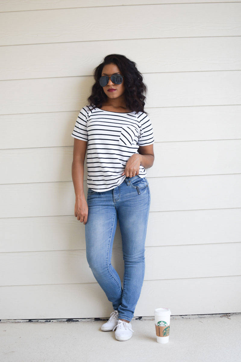 Topshop-Simple-Striped-Tee-4