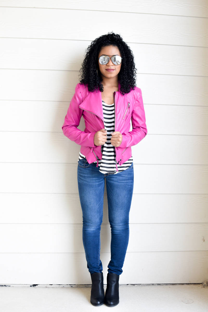 Leather-Jacket-and-Striped-Tee-1