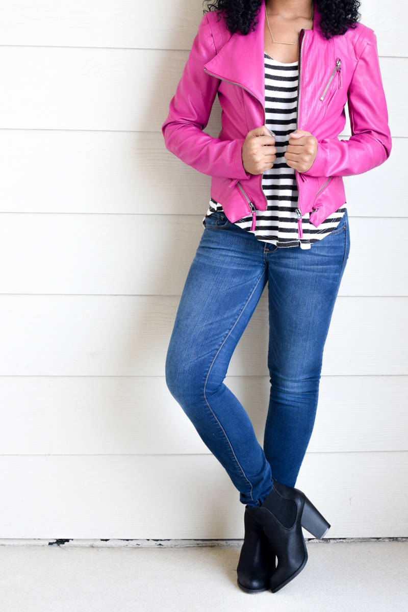 Leather-Jacket-and-Striped-Tee-2