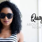 Quay About Last Night Sunglasses Try On