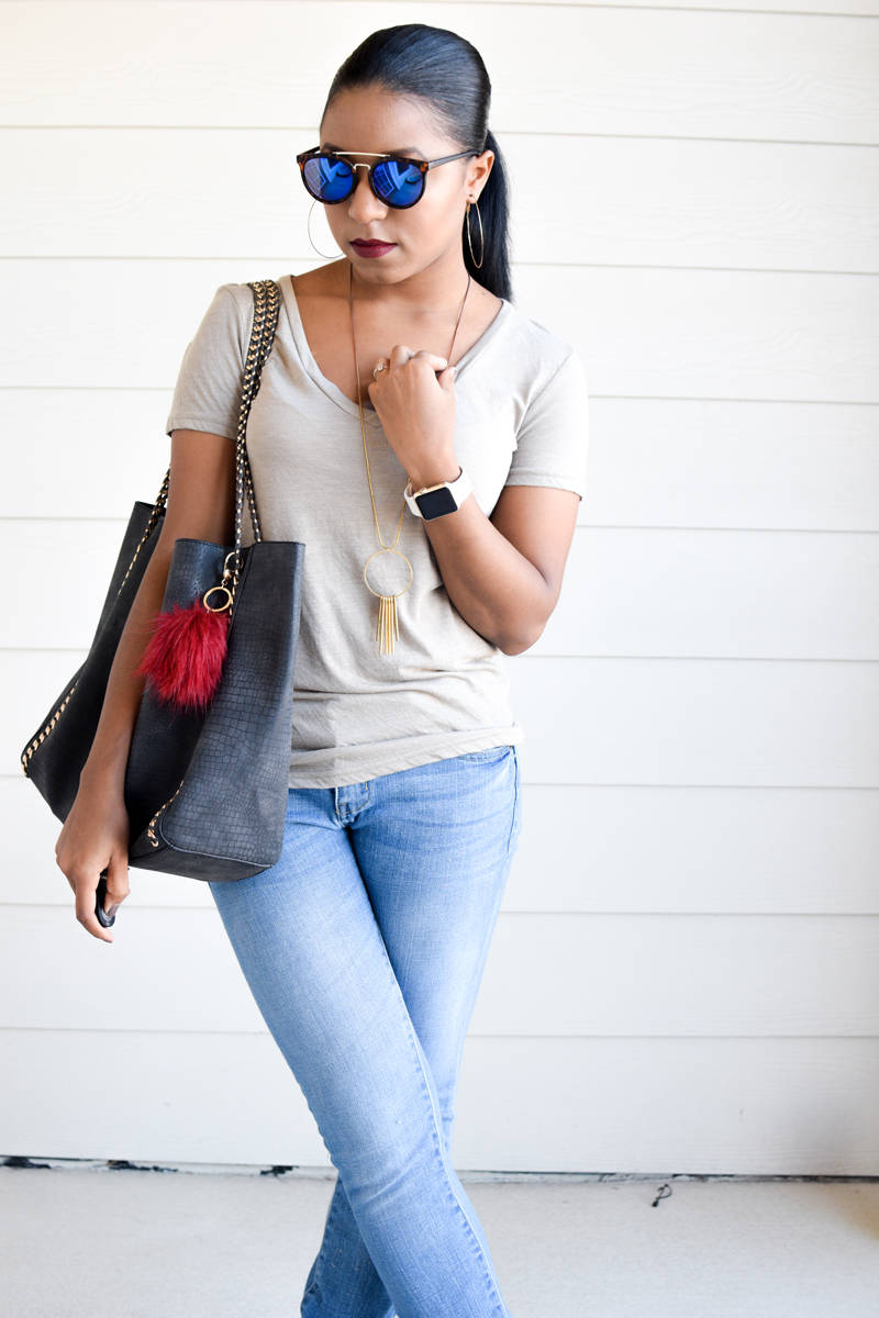 Simple-Basics-outfit-with-Nordstrom-BP-Tee