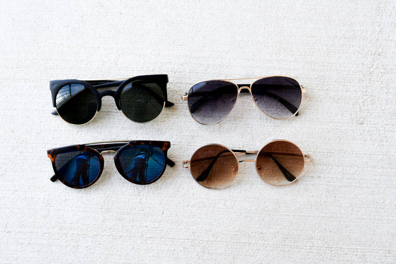Forever 21 Cute and Affordable Sunglasses