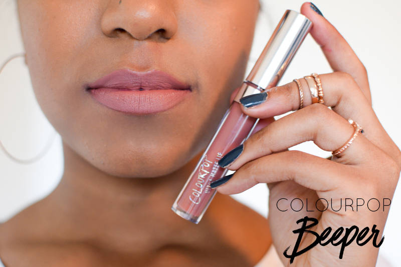 Colourpop-Beeper-UltraMatte-Lip-Swatches-on-Dark-Skin-5