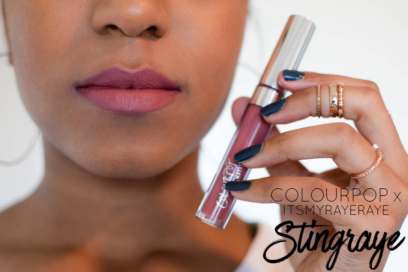 Colourpop Ultra Matte Lip Swatches And Review