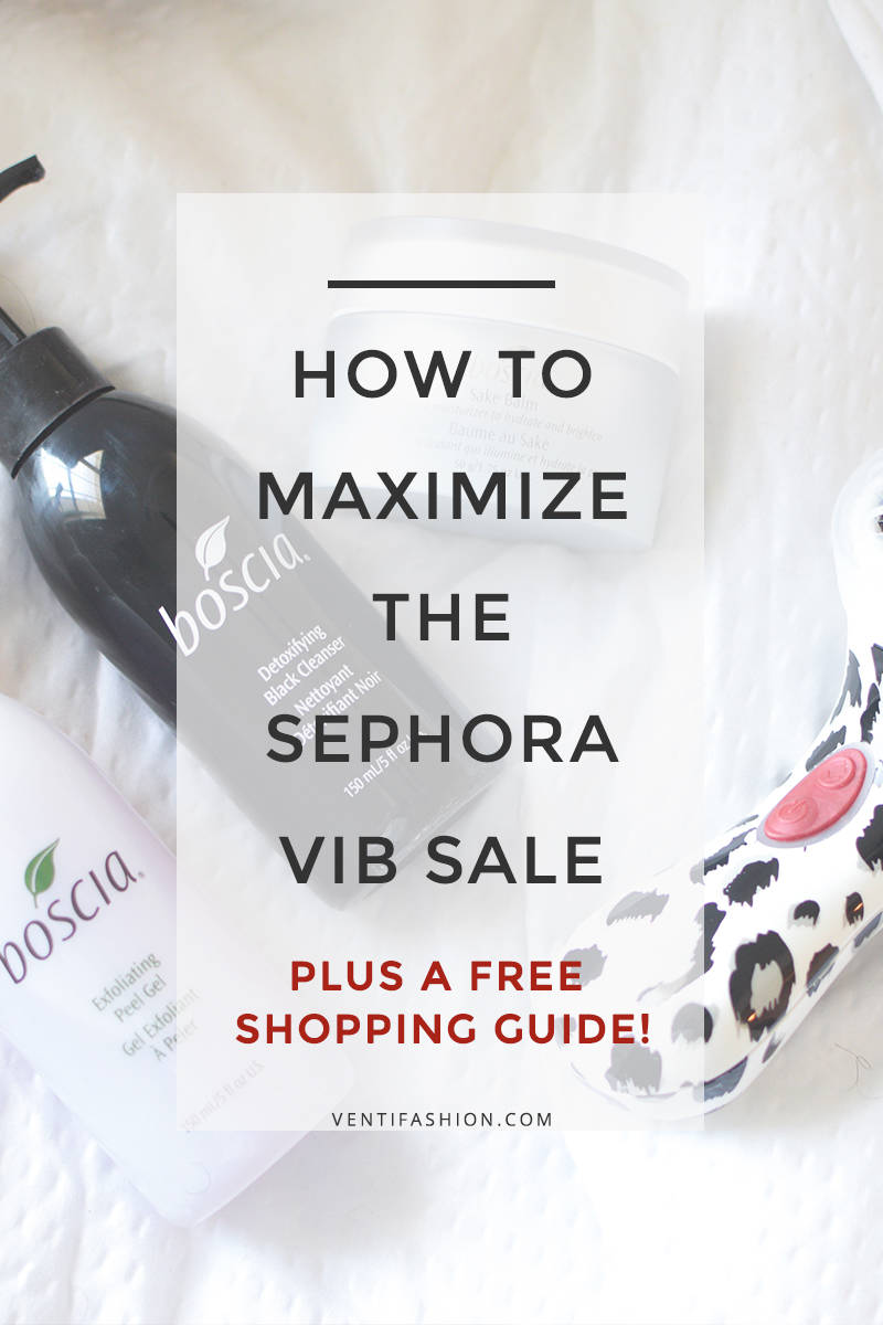 How-to-Maximize-the-Sephora-VIB-Sale
