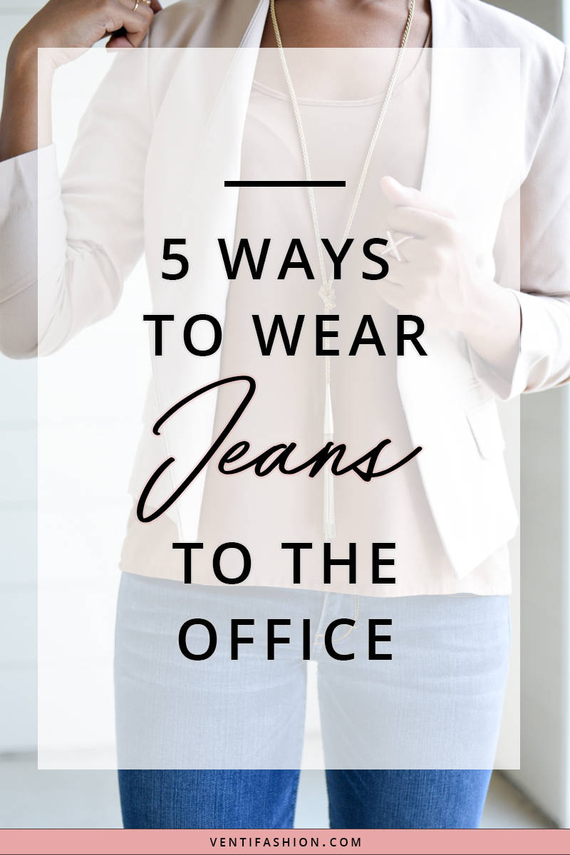 Jeans-In-The-Office