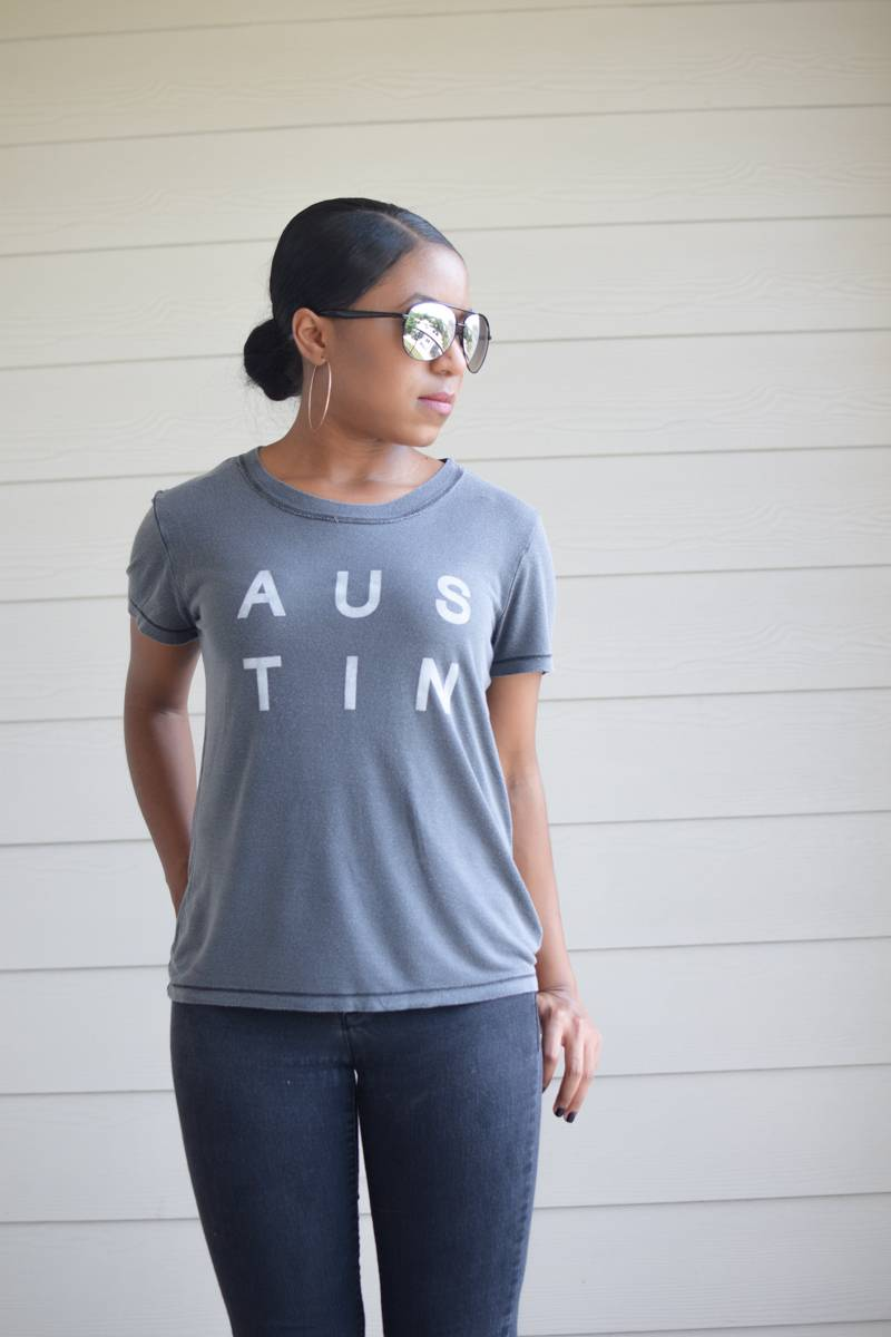 Urban Outfitters Austin Tee-10