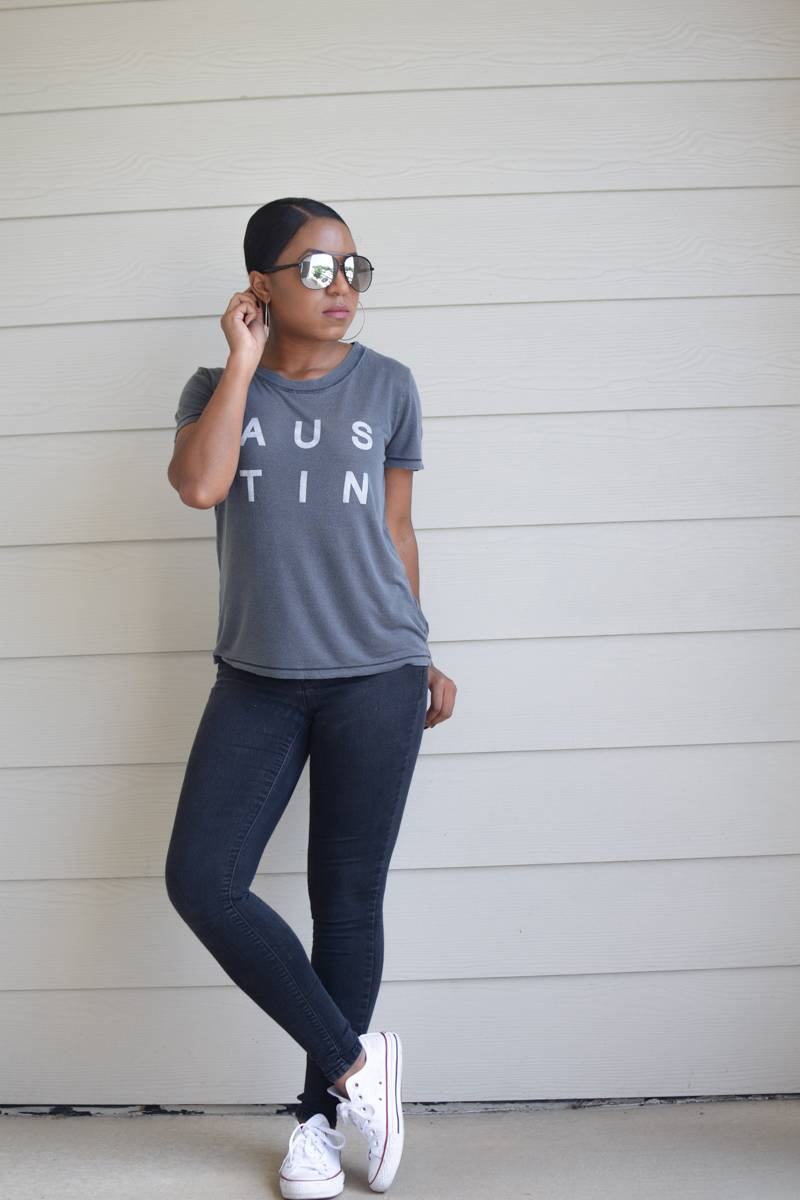 Urban Outfitters Austin Tee-7