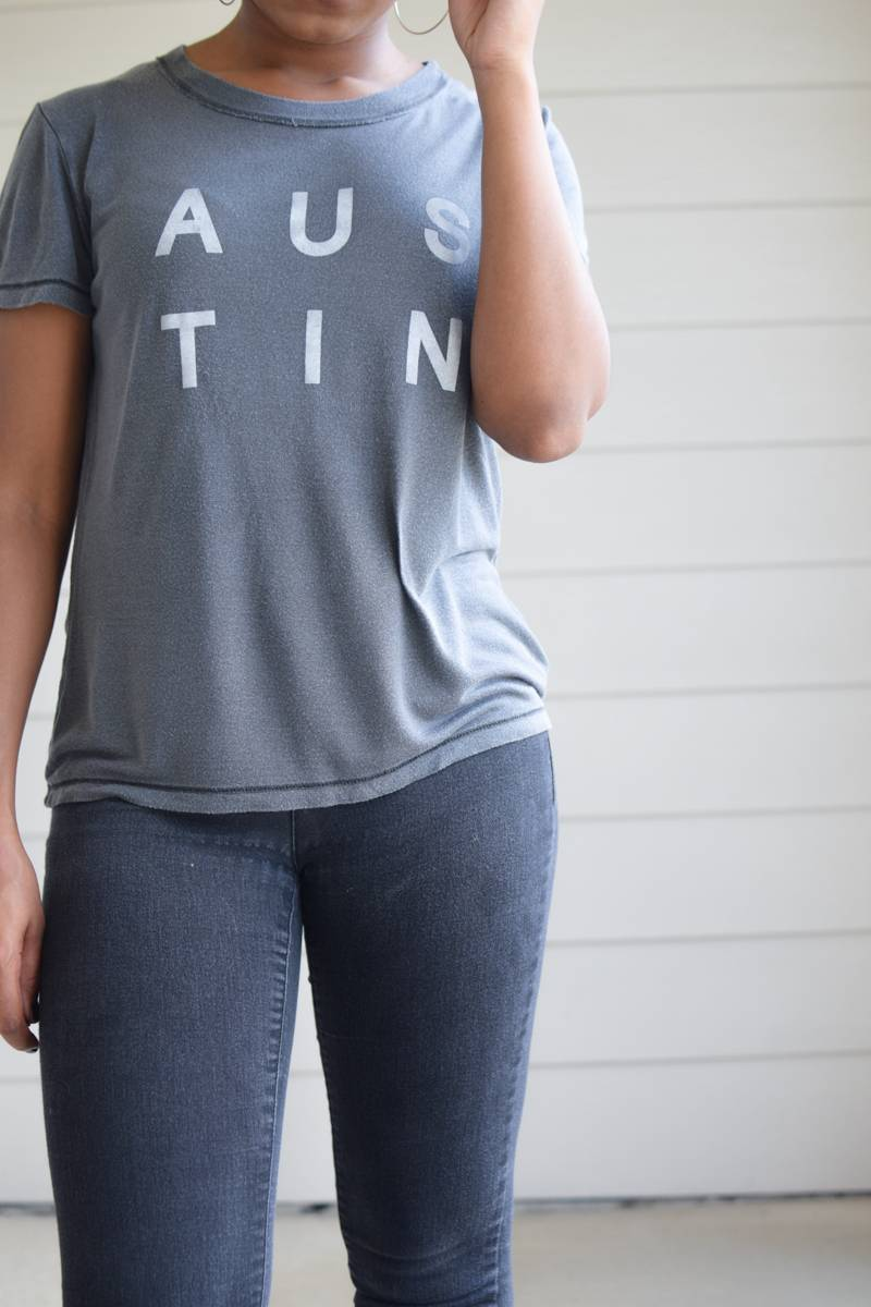 Urban Outfitters Austin Tee-9