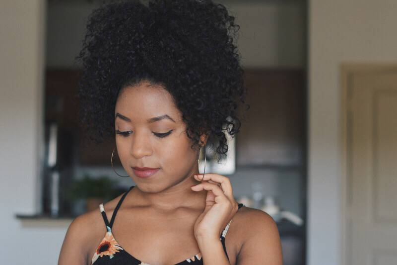 quick-updo-for-natural-hair