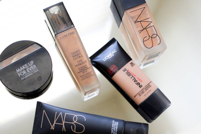 Top 5 Foundations for Oily Skin-2-2