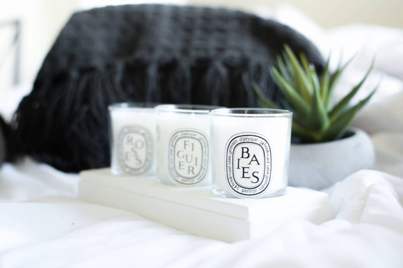 Cozy Essentials for Winter - Diptyque Candle Set - Baies, Figuier, Roses