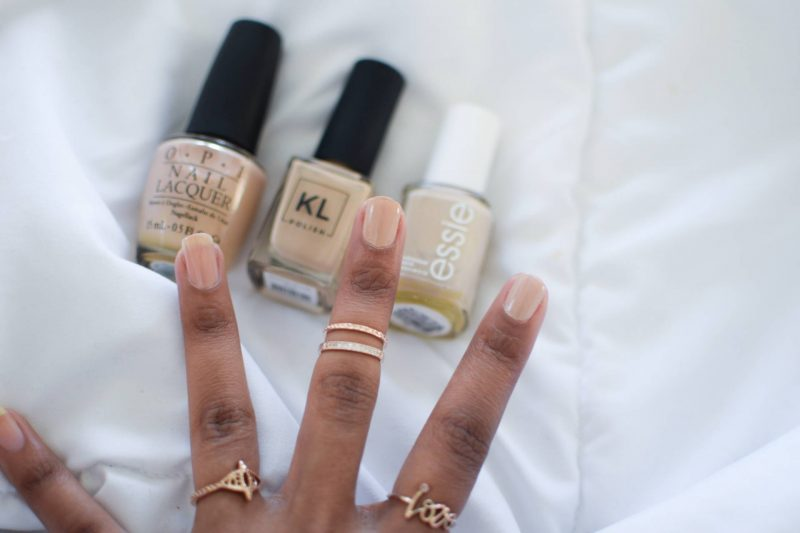 KL Polish Snickerdoodle Dupes