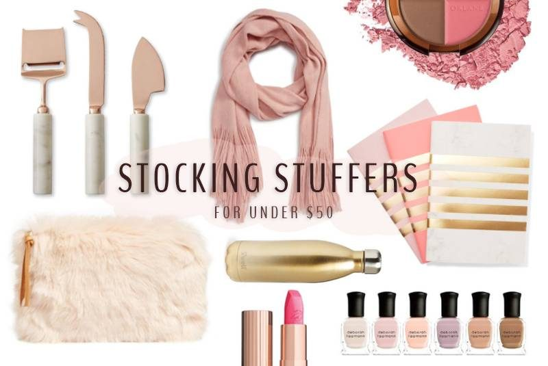 Under $50 Stocking Stuffer Gift Ideas