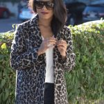 How to Style Leopard Coat feat Topshop Long Coat and Celine Sunglasses-1