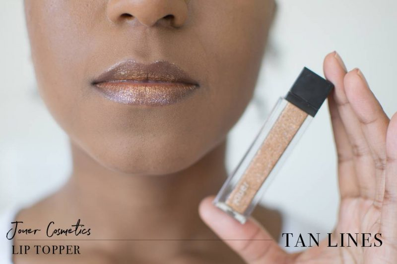 Jouer Lip Topper Tan Lines