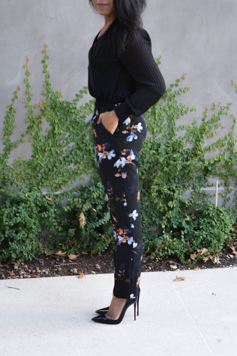 How to Style Floral Print