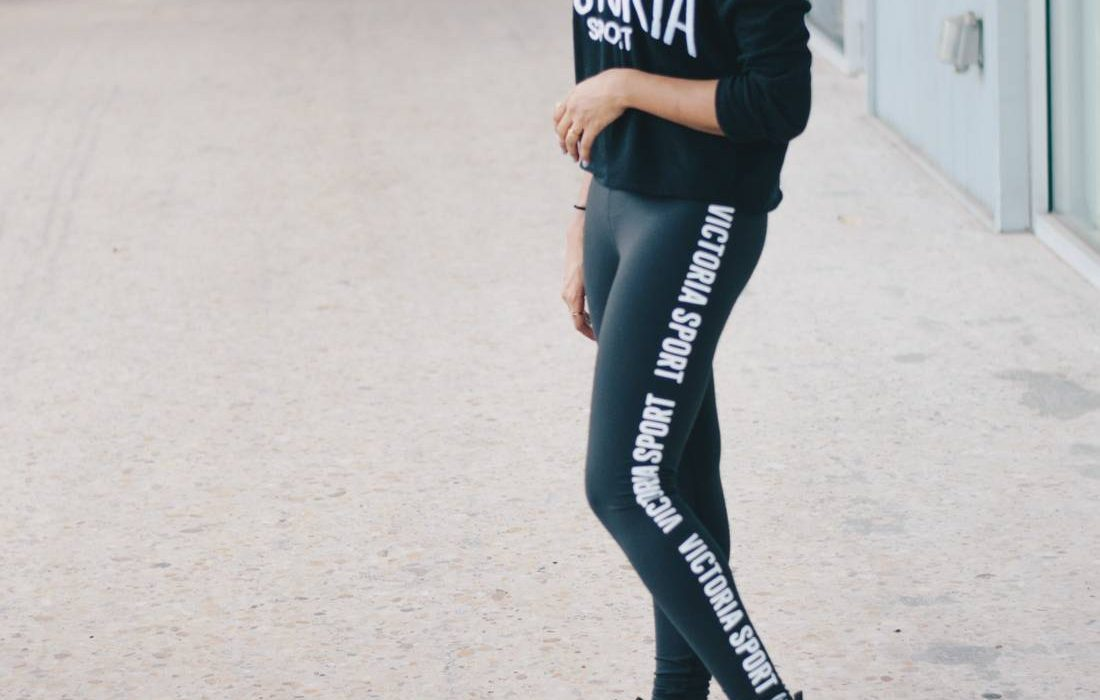 All Black Activewear | Gym to Street
