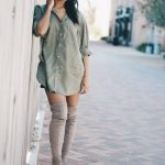 How I Style the Shirt Dress