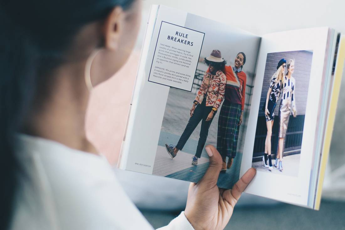 Fashion Books to Improve Personal Style