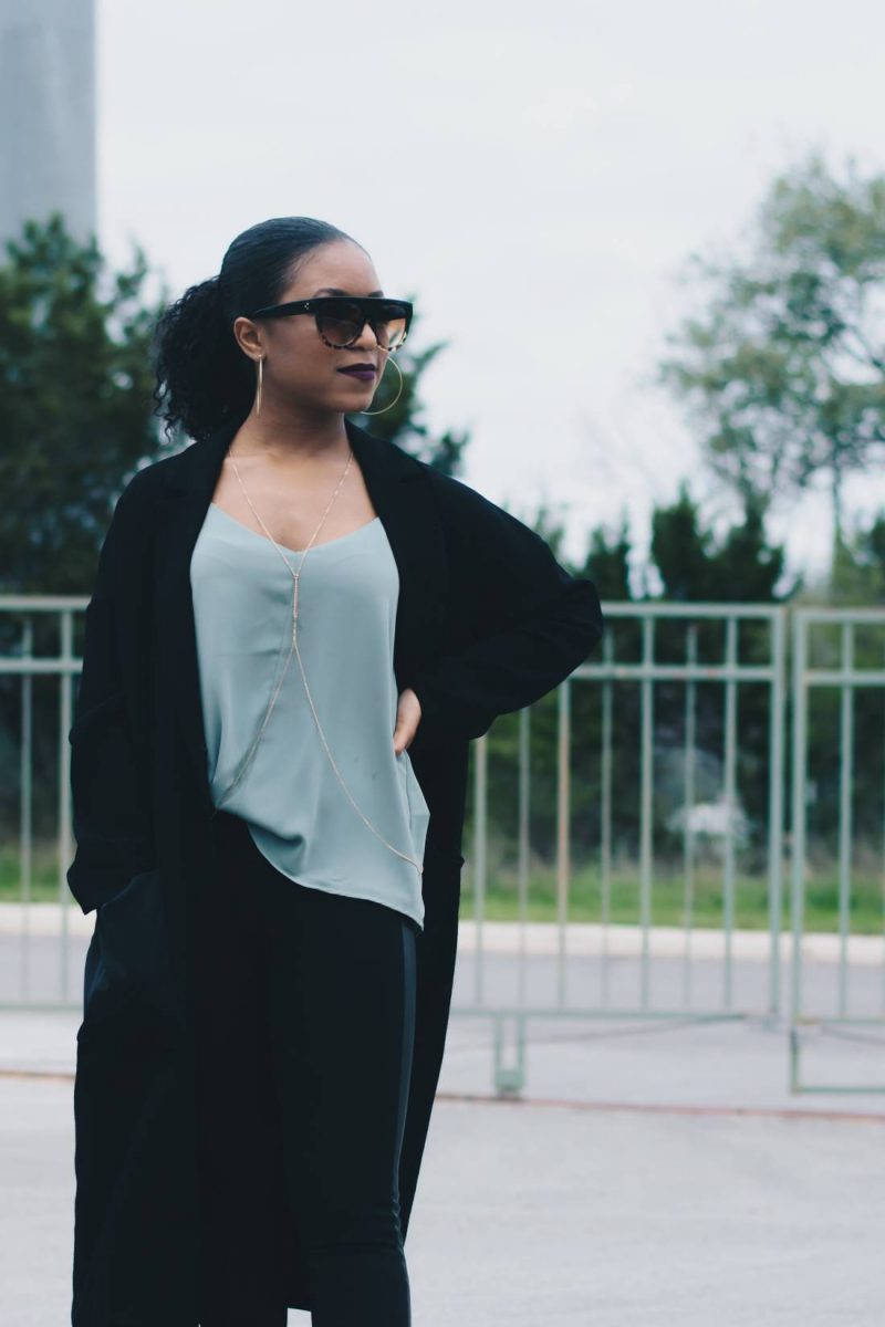 Styling the Duster Coat