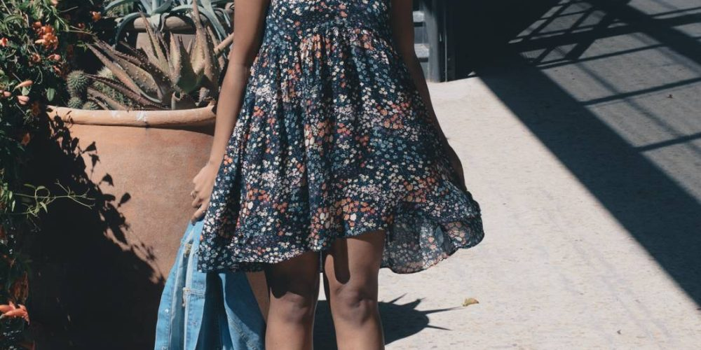 Finding the Perfect Spring Dress