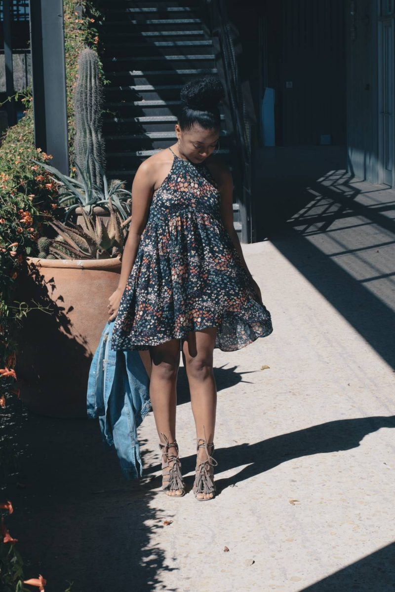 Urban Outfitters Kimchi Spring Dress