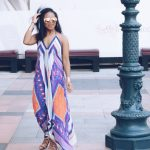 Handkerchief Maxi Dress-1