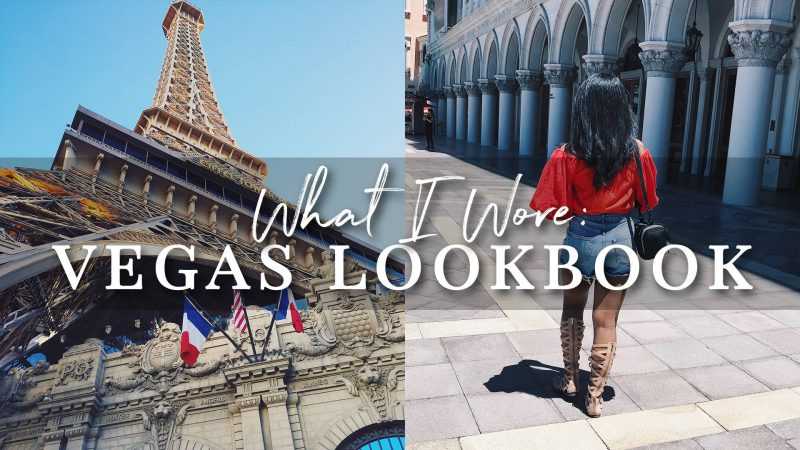 LOOKBOOK | What to Wear on Vacation | Easy Outfit Ideas
