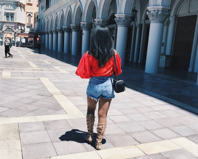The Go-To Summer Look | Off the Shoulder