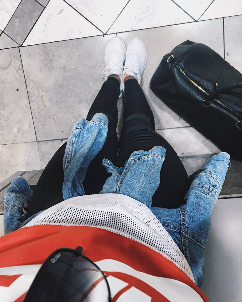 Airport Fashion and Travel Style Tips