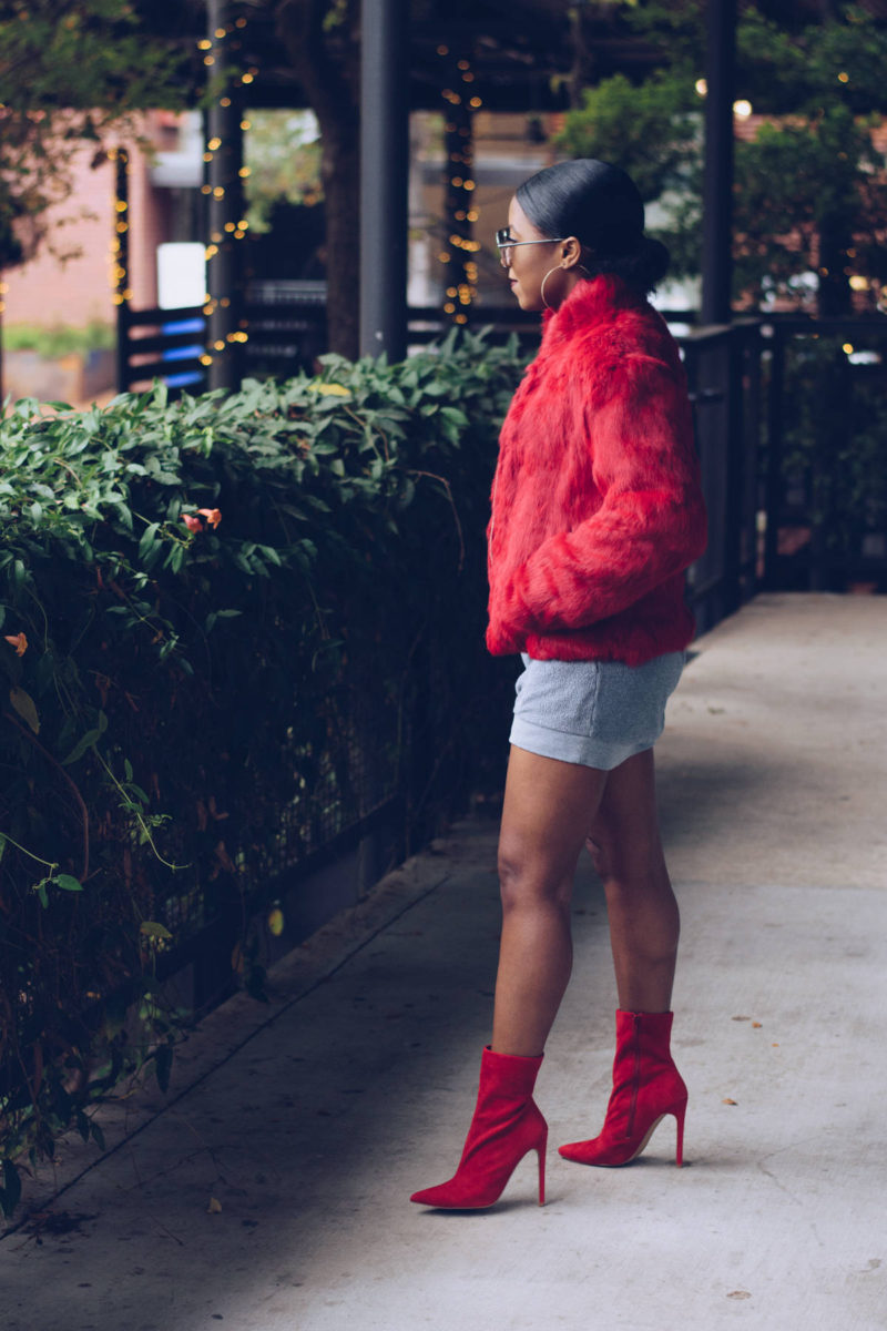 steve madden wagner red boots