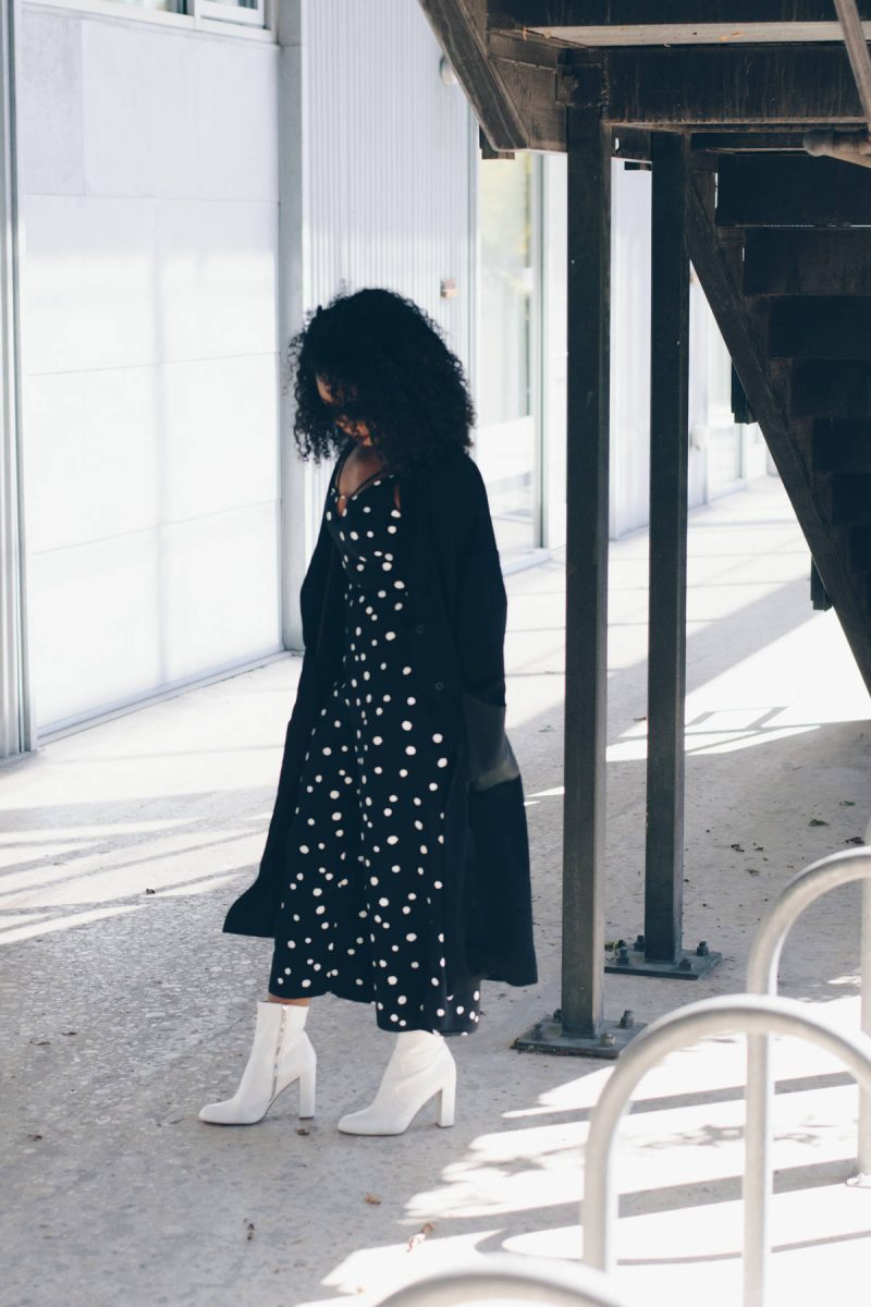 Styling White Boots - Must Have Fall Boot Trends