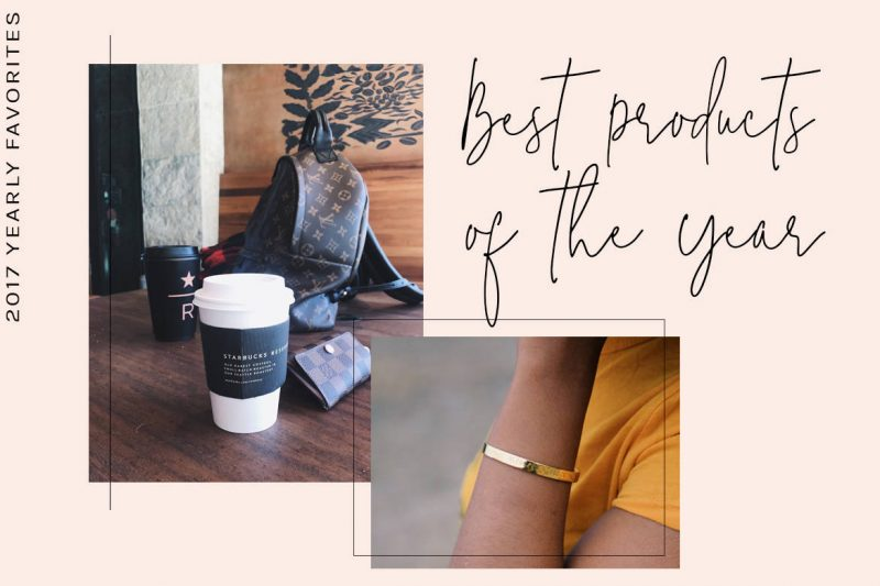 2017 Favorites | Best Products of the Year