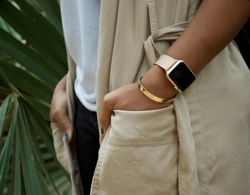 how to style an apple watch for women